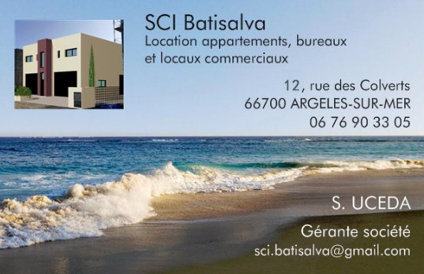 SCI BatiSalva - Location de biens, appartements, bureaux et locaux commerciaux et de stockage