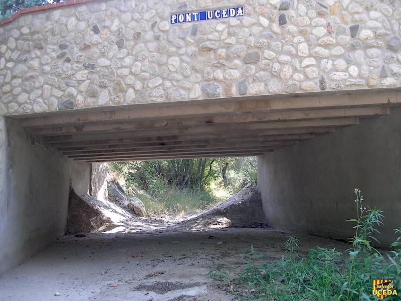 Le pont Uceda Argelès sur Mer 66