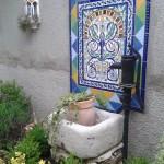 fontaine mauresque